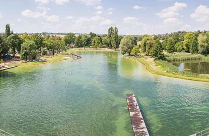 Bild von Naturbad Mockritz