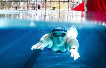 Bild von Erwachsenen-Schwimmkurs